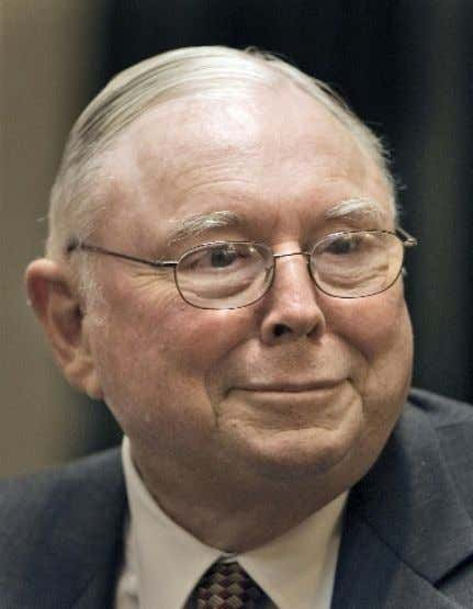 —Charlie Munger The Wall Street Journal September 2014. When Charlie Munger came to Berkshire in the