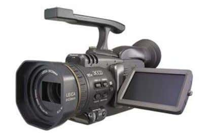 Digital Video Camera (DVC) • It captures images and store them in digital form. Digital :