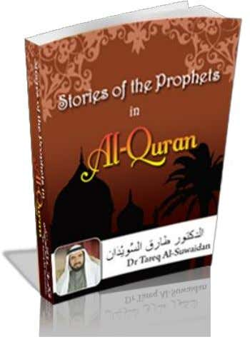 e-books of selected topics in Islam that I have lectured on. eBook Stories of the Prophets