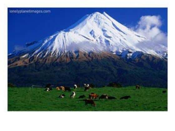 for a long periods of time (hundreds or thousands of years). • However some volcanoes like