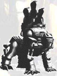 9/25/80 Water 4/8 Sprint 5 Jump 15 Size: Armor: Attack: Movement: Issue 68-02 – Summer 3068