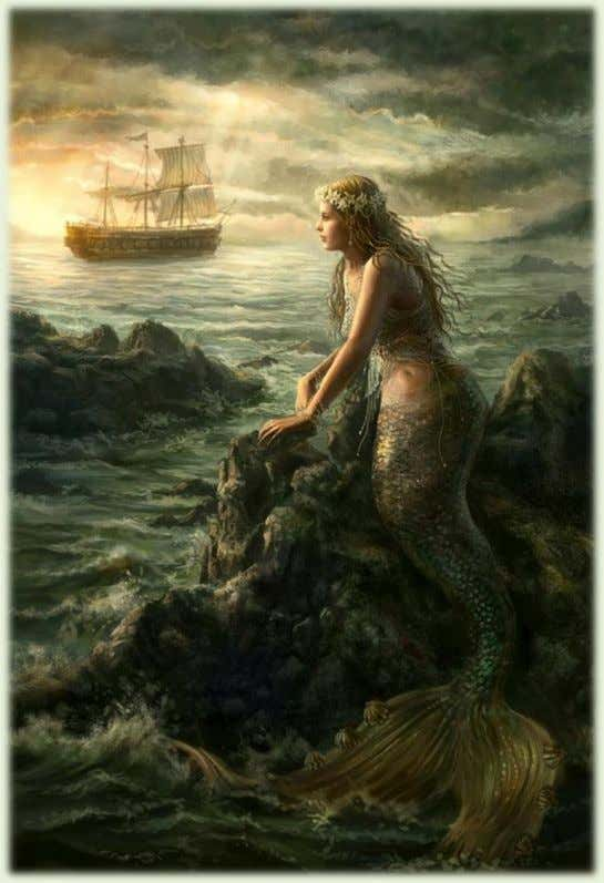 Mermaids Posted by Blazing Eagletree The roots of mermaid mythology are more varied than one would