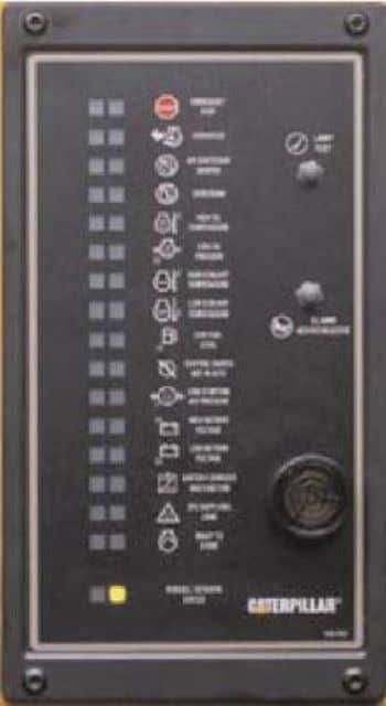 to the standards of NFPA 99/110. Annunciator Features • Each Annunciator includes sixteen (16) LED pairs