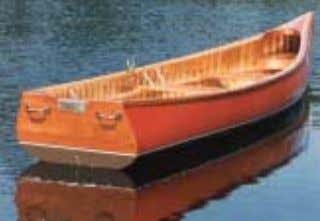 "shaped stems and decks and ""D"" shaped outside rails. 16 FT . 15' B.N. Morris Specifications:"