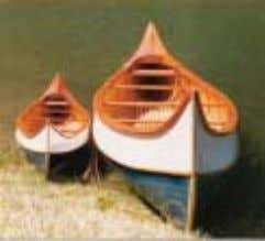 of the best in the development of wood and canvas canoes. Medford Specifications: ~ Length 16'