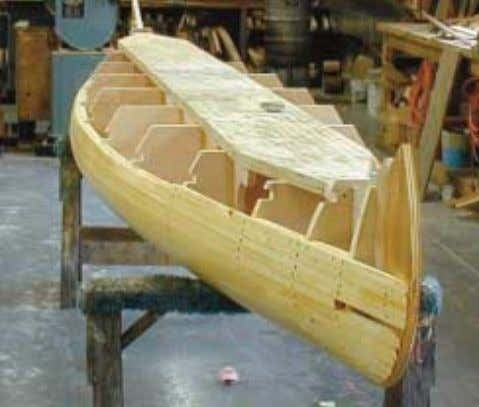 CANOE CONSTRUCTION PLANS Northwoods Canoe Company offers four different canoe designs for the amateur builder;