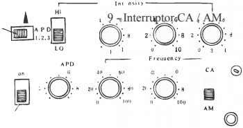 9 - Interruptor CA / AM