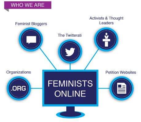 room of 8-10 women, it's an online network of thousands. 2. Corrected 4/12/13: Based on feedback,