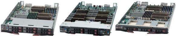 in 1 Blade Tylersburg/Westmere DatacenterBlade® with SAS2.0 S3 version photo shown Model SBI-7426T-SH SBI-7126T-S6