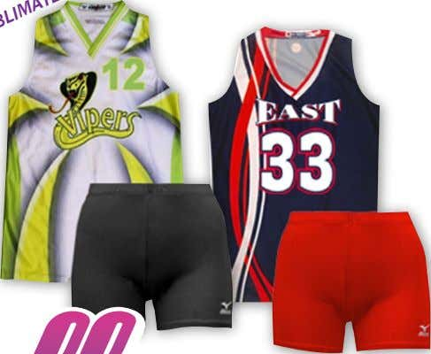 neW StyleS SUblimated all UniformS are priced fUlly all UniformS are priced fUlly decorated & ready