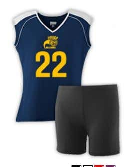 *2XL is $3.00 more for each jersey STOCK UNIFORM PACKAGES Jersey Shorts meridian aUgUSta – Jersey