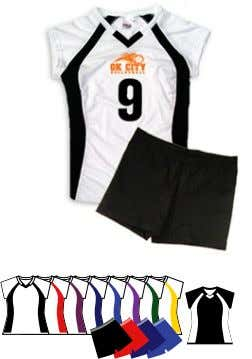 in 3 wEEkS *2XL is $3.00 more for each jersey & shorts kaepa free zone kaepa