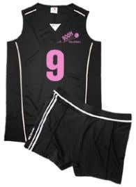 $27.50 ShiPS in 3 wEEkS $20.50 Blank STOCK UNIFORM PACKAGES match point ballgirl – Jersey is