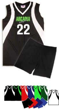 & shorts *3XL is $5.00 more for each jersey $20.50 Blank *Package price includes jersey, shorts,