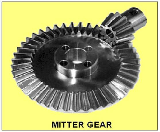 www.PDHcenter.com PDH Course M229 www.PDHonline.org WORM GEARS Worm gears are special gears that resemble screws, and
