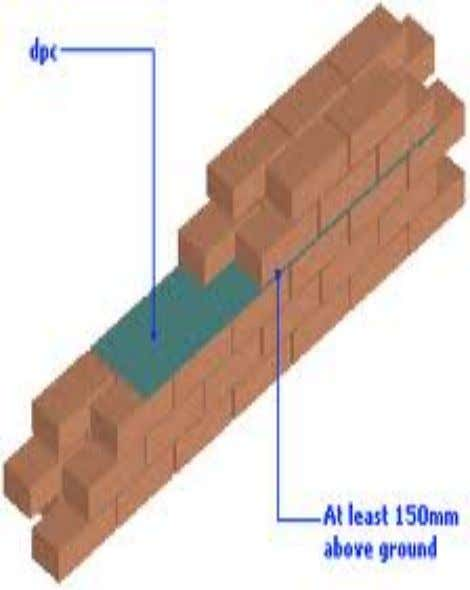 Damp proof course (wall) 20