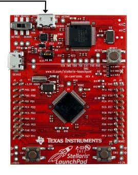 clock  Enable and configure GPIO  Use a software delay to toggle an LED on