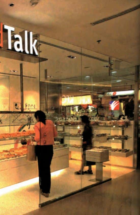 B readTalk, one of Singapore's leading brands has crossed the seas with three new branches in