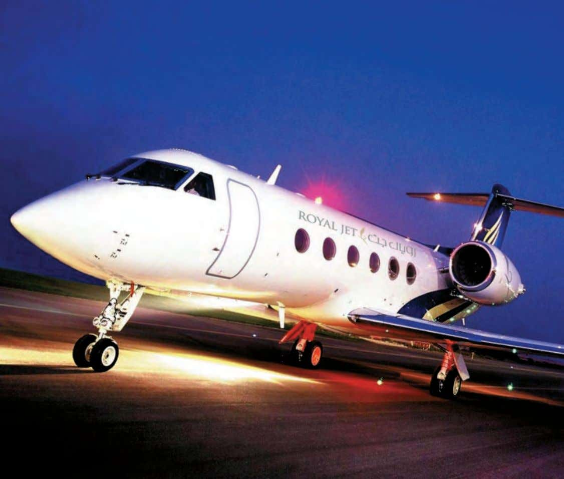 Travel, Tours & Leisure Flying High Revelling in opulence at 30,000 ft is not only the
