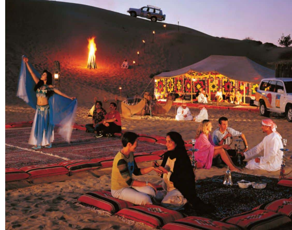 Travel, Tours & Leisure Travel without limitations Currently Dubai attracts more tourists than the whole of