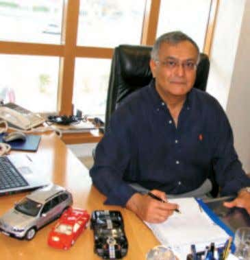Bertie Amritanand, CEO House of Cars S ome of the best ideas are those that are