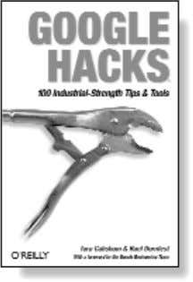 "Here's what readers say about our first Hacks books Google Hacks "" Excellent. This book is"