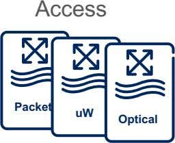 Access Packet uW Optical