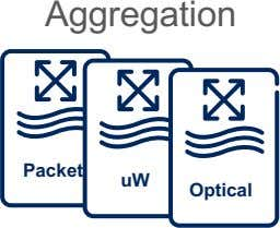 Aggregation Packet uW Optical