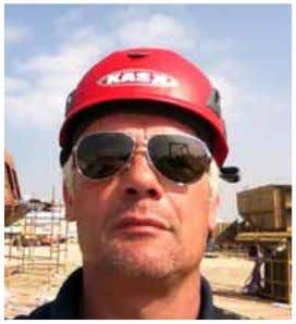 long experience working in France. He joined PDN in 2011. Belligoli Massimo Site Manager Over 20