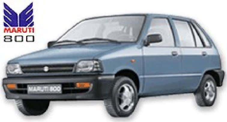 Maruti 800 has topped every fuel efficiency survey that has been conducted petrol car in the