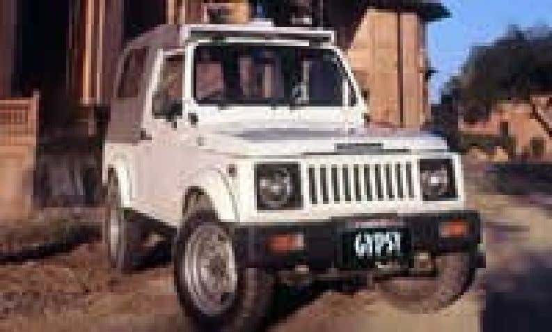 ∑ Diaphragm Spring Clutch designed to with stand higher rotational ∑ Higher ground clearance of 210