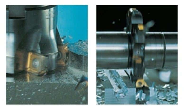 The removal rate is volume of metal removed per time in cubic-mm and can be