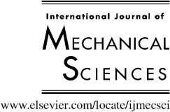 Journal of Mechanical Sciences 44 (2002) 2067 – 2087 Frequency domain analysis of uid–structure interaction