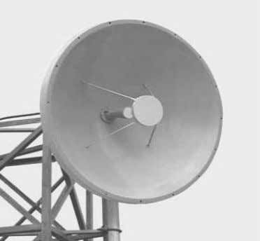 Microwave Antenna (1) Parabolic antenna Cassegrainian antenna Antennas are used to send and receive microwave signals.