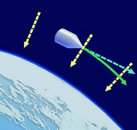 "capable spacecraft that are easy to launch. The ""picosatellite"" built by The Aerospace Corporation Gravity's Pull"