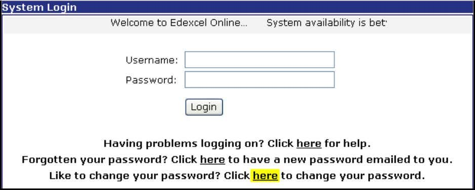 "the ""Change password"" link. The password must be a minimum of 6 characters, including at least"
