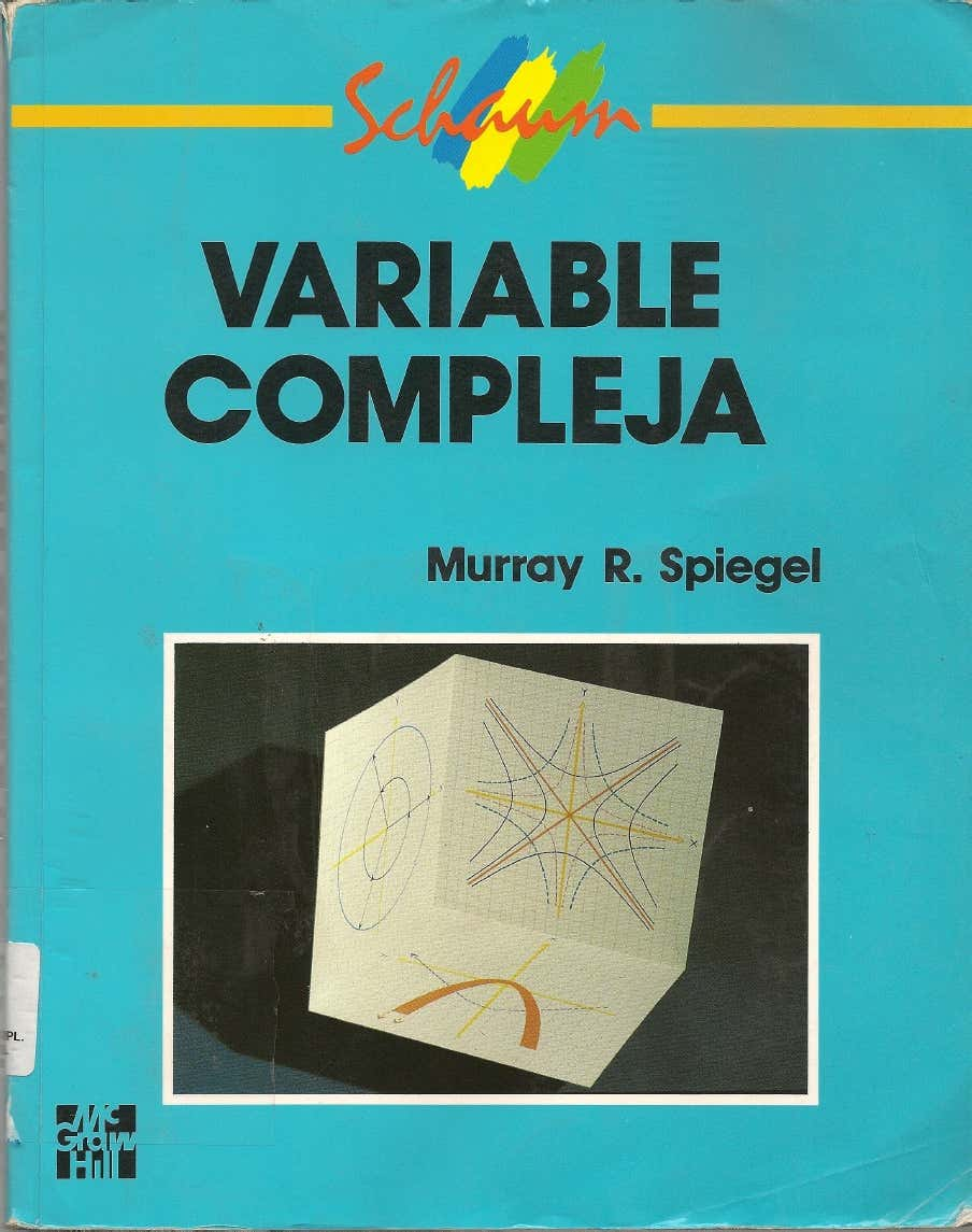 VARIABLE COMPLEJA - MURRAY SPIEGEL 1-65da8cc198
