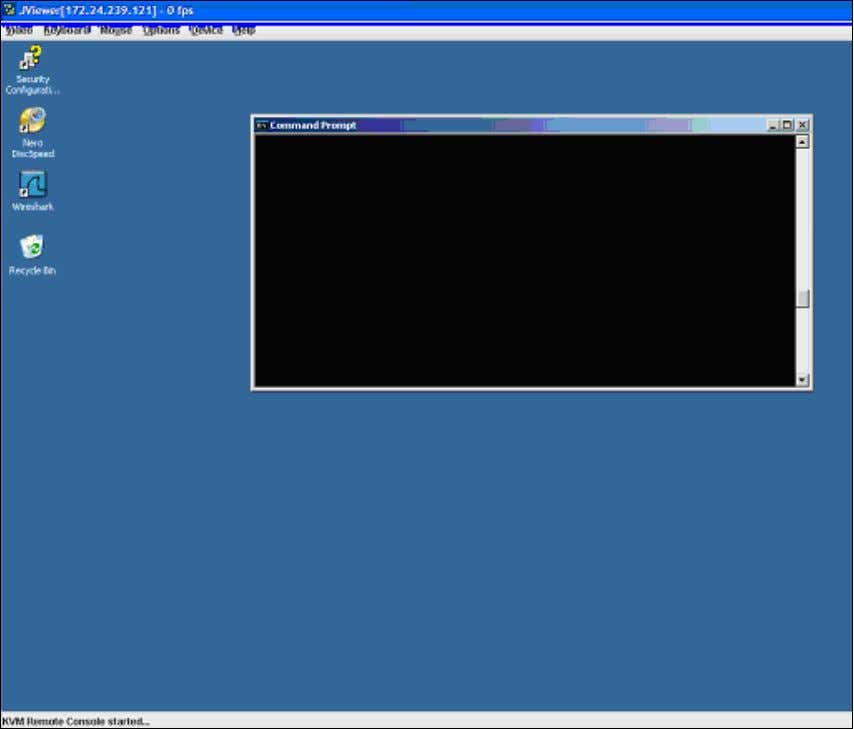 Intel® Remote Management Module 3 User Guide Figure 23. Remote Console Main Window It displays the