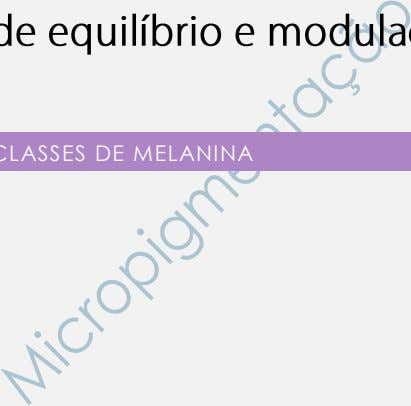 CLASSES DE MELANINA 42