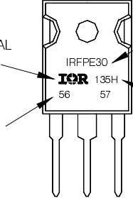 IRGP4068DPbF/IRGP4068D-EPbF TO-247AC package is not recommended for Surface Mount Application. www.irf.com 9