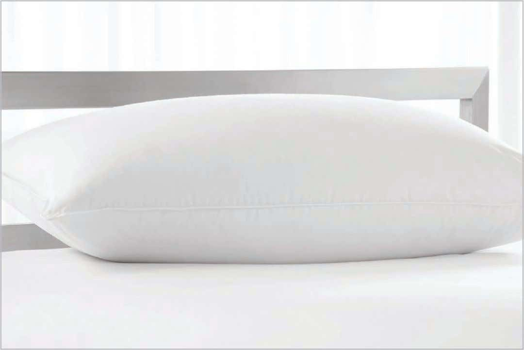 Registry ® Silver Pillows Our best-selling pillow collection! Three different densities (soft, medium and firm)