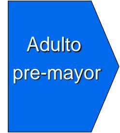 Adulto pre-mayor