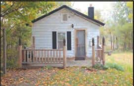 "310 1/2 Maple St., LeRoy $33,000 Former ""carriage house"" that was recently updated and remodeled"
