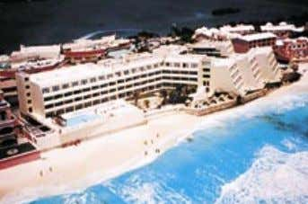FLAMINGO CANCUN RESORT & PLAZA One of Cancun's most popular hotels, located directly on the
