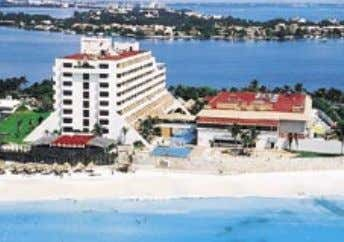 MIRAMAR MISIÓN CANCUN Within walking distance of all the activity in the Hotel Zone. Minutes