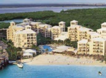 COSTA REAL HOTEL & SUITES A popular hotel on the beach in Cancun offering 316