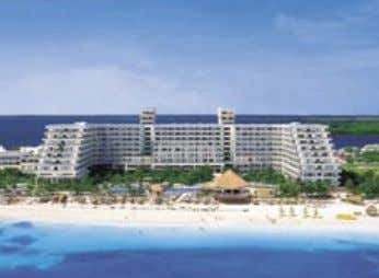 HOTEL RIU CARIBE Formerly the Hotel Grand Caribe Real, located in the heart of Cancun's