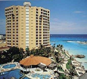 HYATT REGENCY CANCUN The Hyatt Regency Cancun is located in Punta Cancun, the heart of