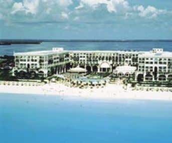 MARRIOTT CASAMAGNA CANCUN Let your eyes rest on the cool blue of the Caribbean while