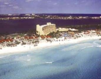 HYATT CANCUN CARIBE VILLAS & RESORT AAA Four-Diamond recognition for both the hotel and the